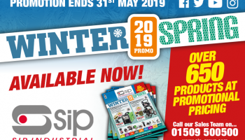 More than 650 products available at special prices in latest SIP brochure