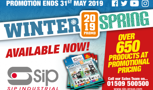 SIP launches winter-spring promotional brochure