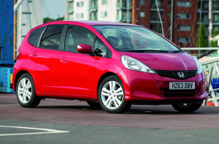 Official MOT data puts Honda Jazz at top of pass rate list