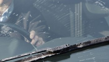 Motorists warned against using wiper blades to clear snow