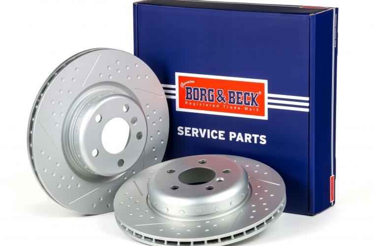 Borg & Beck introduce bi-metal brake discs to aftermarket