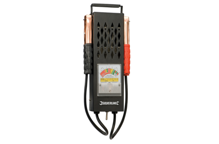 January deal on battery and charging system tester at ClampCo