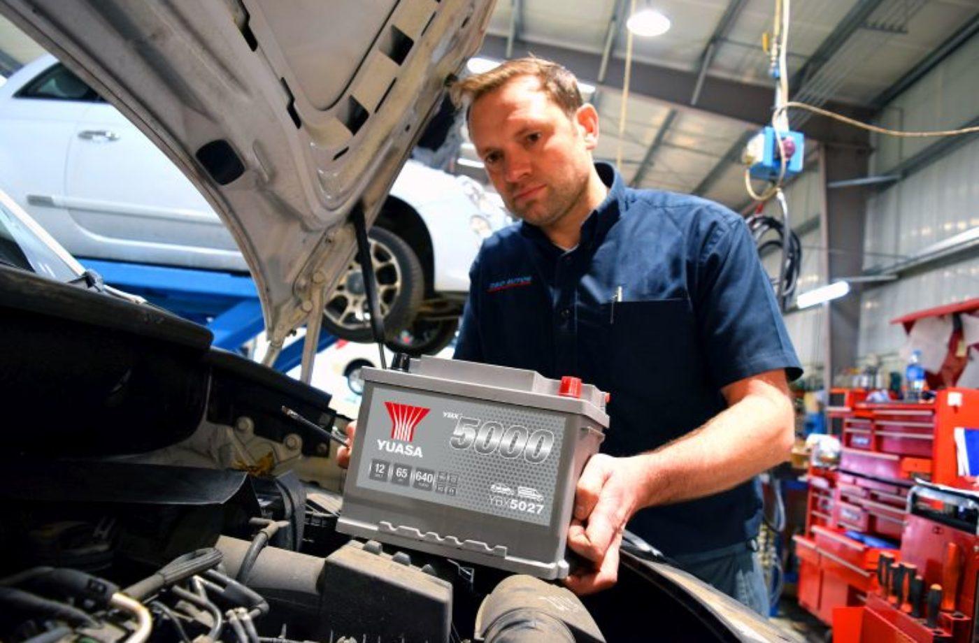 """Garage survey shows """"concerning"""" lack of battery awareness"""