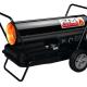 ZM-K125 super quiet portable paraffin diesel space heater at The Parts Alliance