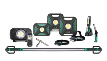 Sykes-Pickavant launches new advanced lighting systems range for garage workshops
