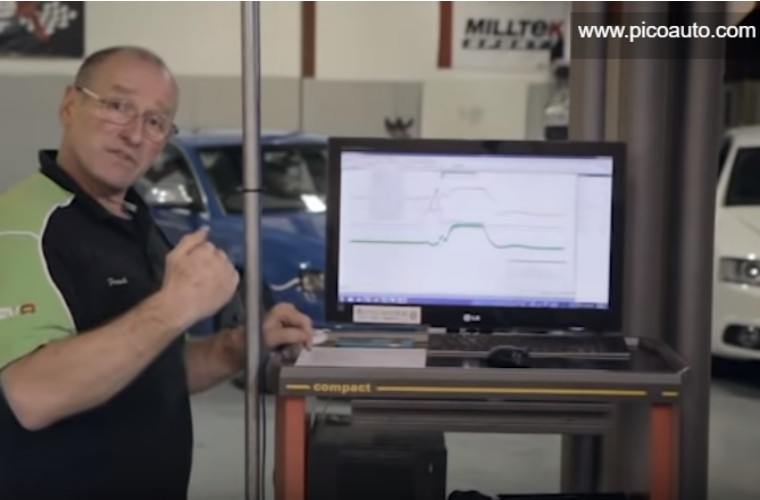 Watch: Frank Massey explains relationship between current, voltage drop and ground for PicoScope