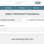 Valeo highlights benefits of its recently launch Tech Assist service