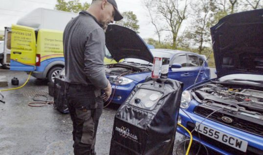 TerraClean gives away £10,000 worth of services in one-off event
