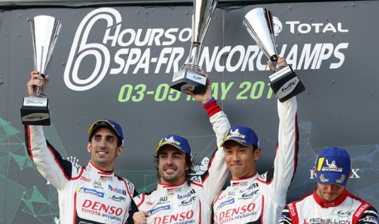 DENSO-sponsored TOYOTA GAZOO Racing reflects on a dominant 2018