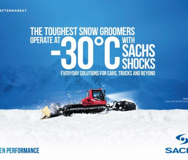 New campaign shows how Sachs shocks perform in extreme conditions