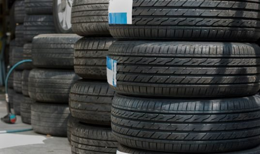 Garages still being targeted by 'card not present' tyre scam, IGA warns