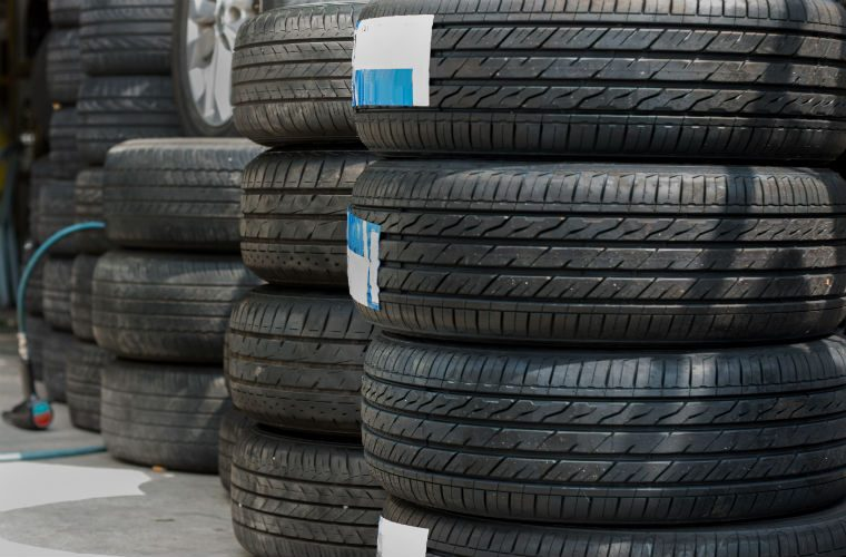 DVSA to enforce ban on ten-year-old tyres from February