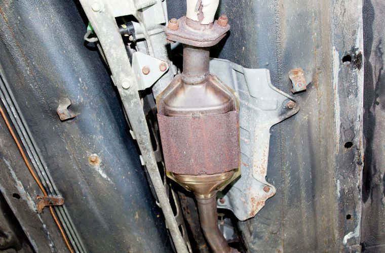 13,000 catalytic converters stolen from UK cars, new figures show