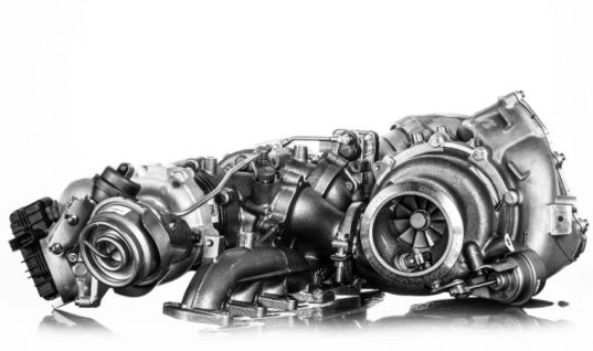 How multiple turbochargers maintain performance while cutting emissions