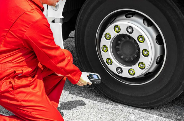 Bartec Auto ID highlights specialist truck and bus TPMS service tool