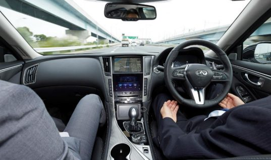 Fully autonomous cars to hit UK roads from 2021, government says