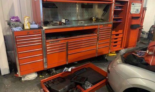 Mechanics' livelihoods threatened after workshop raiders steal tools