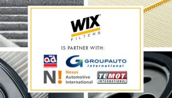 WIX Filters joins international purchasing groups
