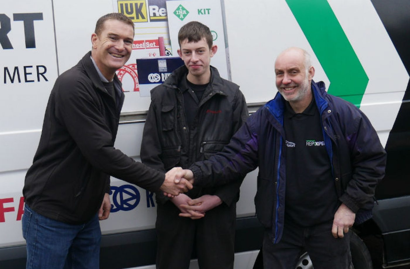 REPXPERT member pleased to be offered free training for first time in 35 years