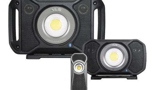 Audio Light Series from Sykes-Pickavant combines up to three devices in one