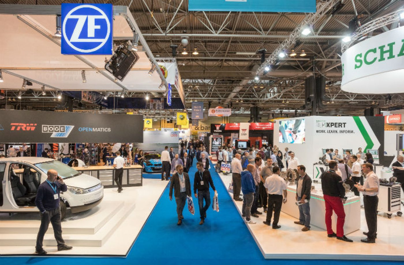 Automechanika Birmingham opens visitor registrations for 2019 show