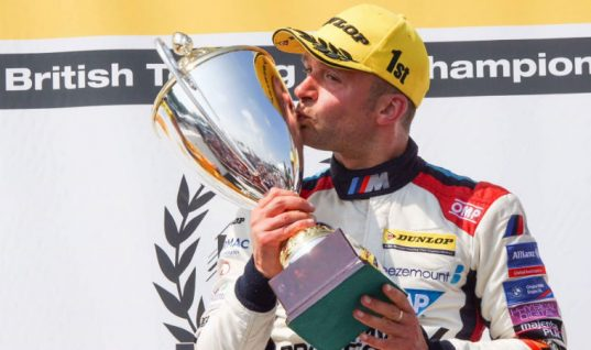 BTCC legend Colin Turkington seals 2019 deal with TerraClean