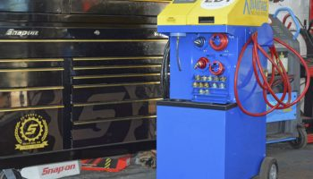 Garages in Cambridge eligible to save £1,100 on EDT's engine decontamination machine