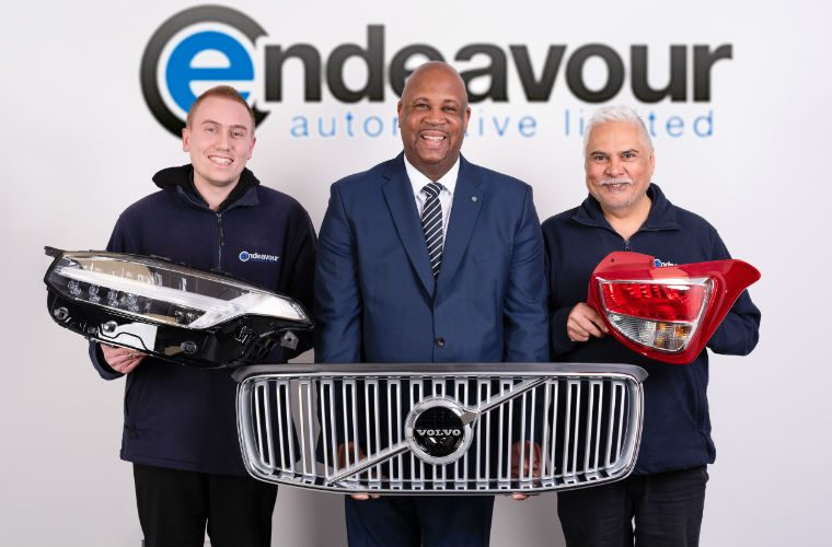 Independent dealer group launches trade parts distribution centre in London