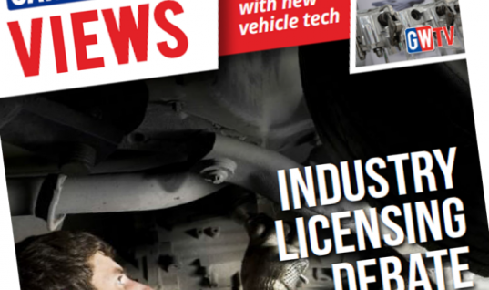 Industry licensing leads February's issue of GW Views