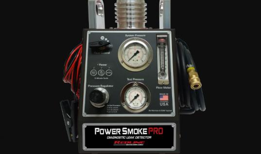 PowerSmoke Pro high-pressure diagnostic leak detector deal at Hickleys