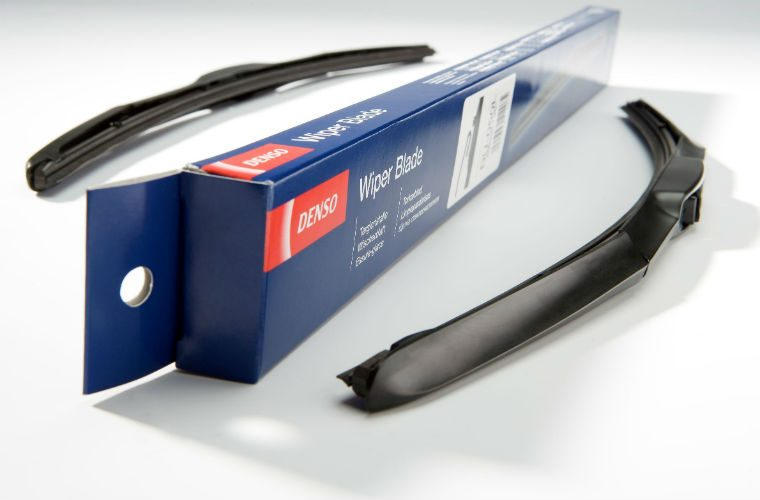DENSO wiper blades tested and proven to withstand extreme weather conditions