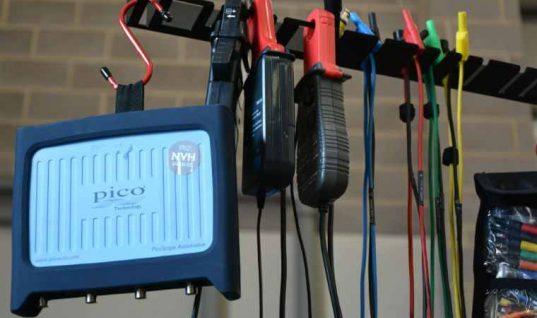 Frank Massey on the benefits of oscilloscope diagnostics