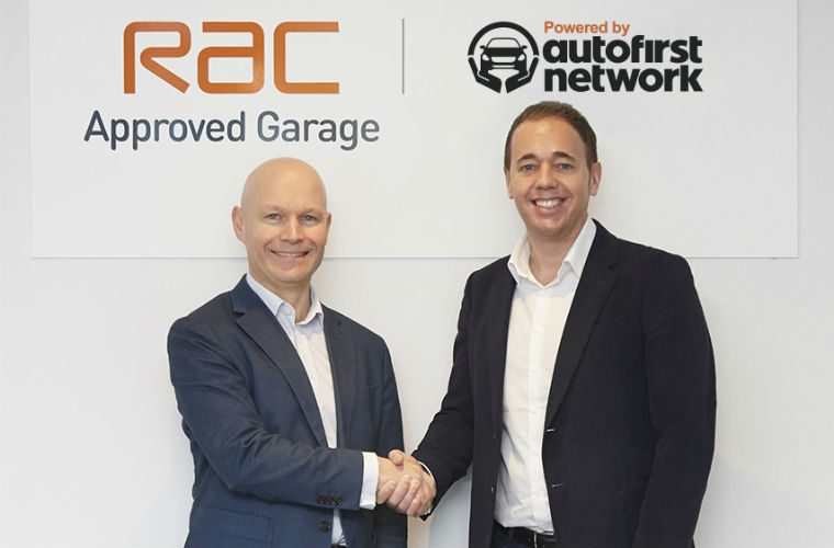 RAC and Euro Car Parts independent garage networks join forces