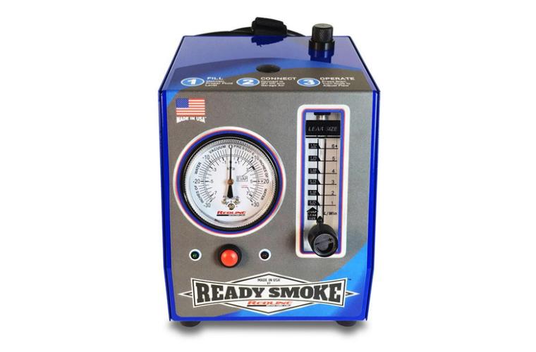 Hickleys deal on ReadySmoke diagnostic smoke machine