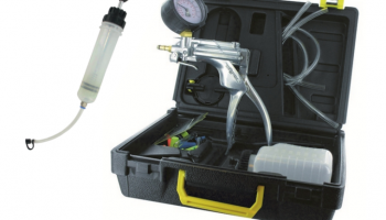 Free syringe with Mityvac Silverline elite automotive kit at Sykes-Pickavant