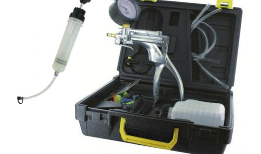 Free syringe with Mityvac Silverline elite automotive kit at Sykes-Pickavant