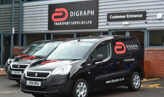 Digraph serves UK's capital from new Slough branch
