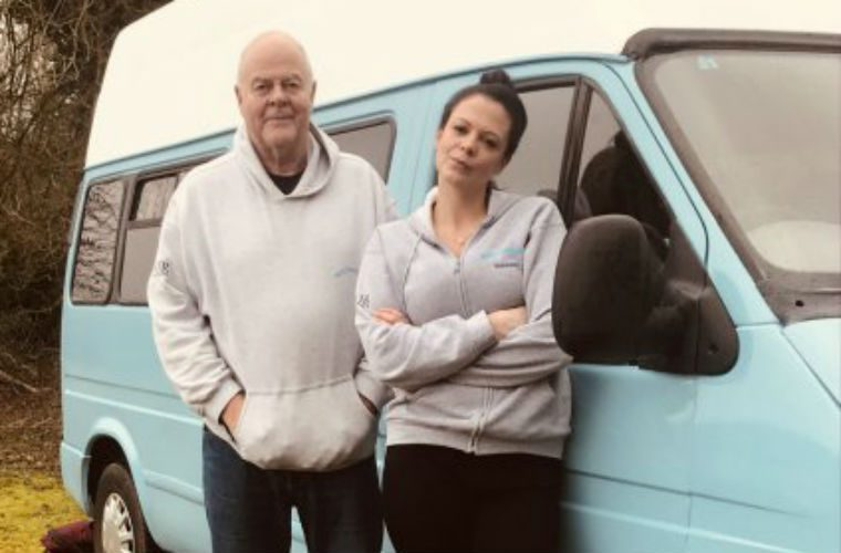 Charity worker fuming after donated van fails its MOT