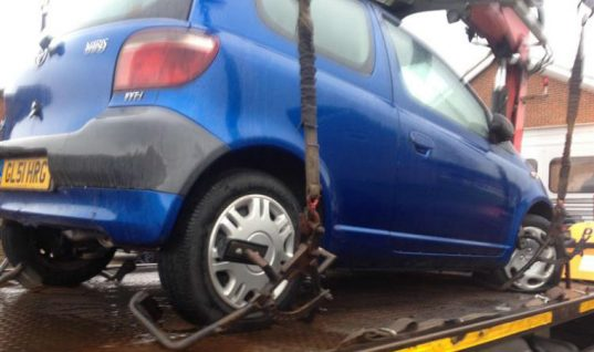 Owner of car wrongly seized devastated as uncle's ashes remain missing
