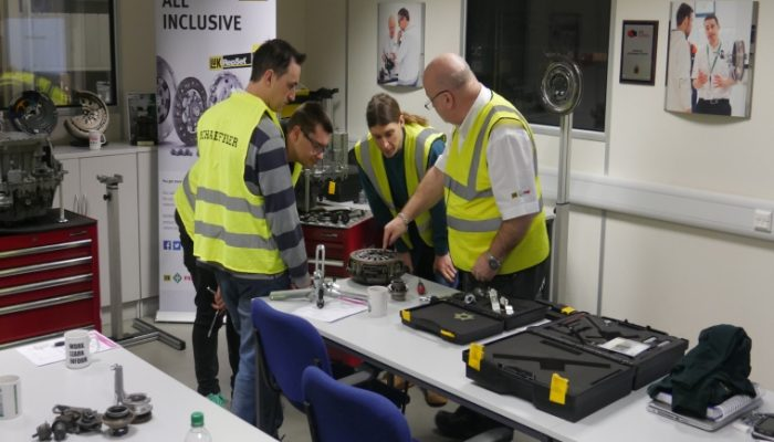 Limited places left for LuK 2CT Hereford training day