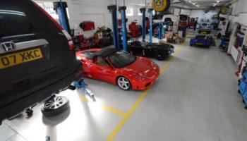 Beacon Hill Garage credits TechMan with £100K net profit increase
