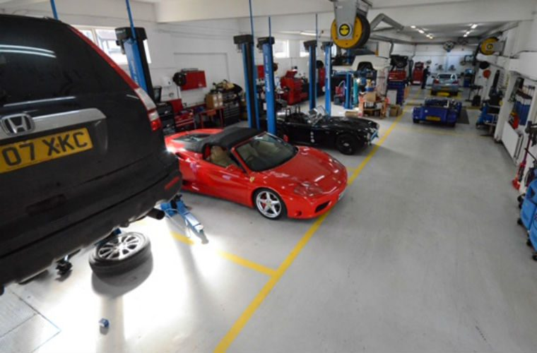 Beacon Hill Garage credits TechMan with £100K net profit increase