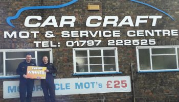 Independent garage wins VIP trip through The Parts Alliance promotion