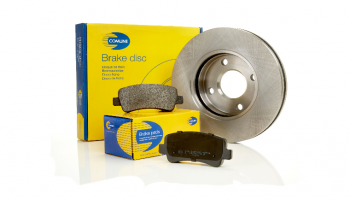More R90-approved brake pad references added by Comline