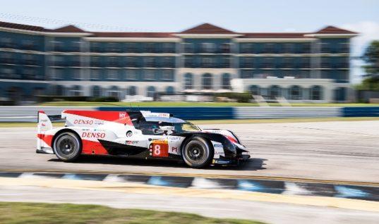 TOYOTA GAZOO Racing looks to continue winning WEC form at Sebring