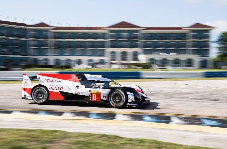 TOYOTA GAZOO Racing looks to continue winning WEC form at Sebring
