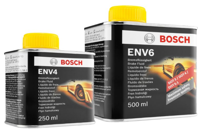 Bosch releases new ABS and ESP fluid