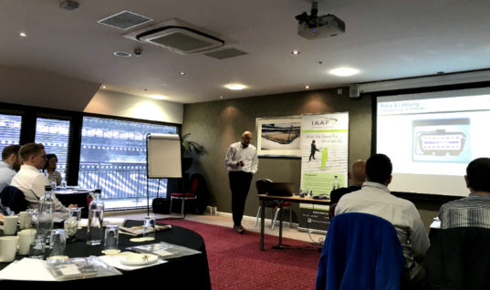 Industry told how easy upskilling technicians is through video training tech at IAAF briefing