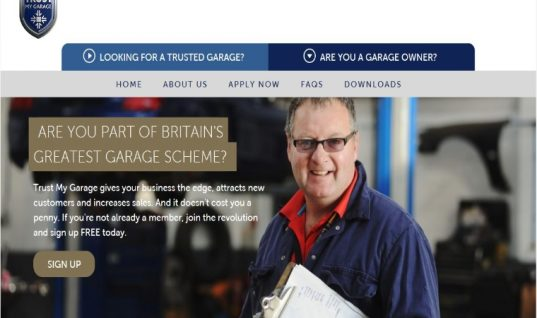 Trust My Garage has already helped independent garages secure more business