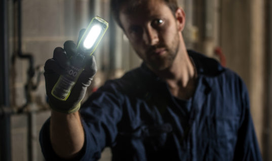 Unilite highlights benefits of latest inspection light for technicians